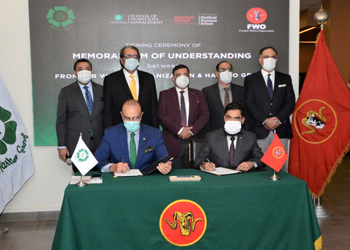 FWO and Hashoo Group host Pakistan's first-ever Virtual MOU Signing Ceremony